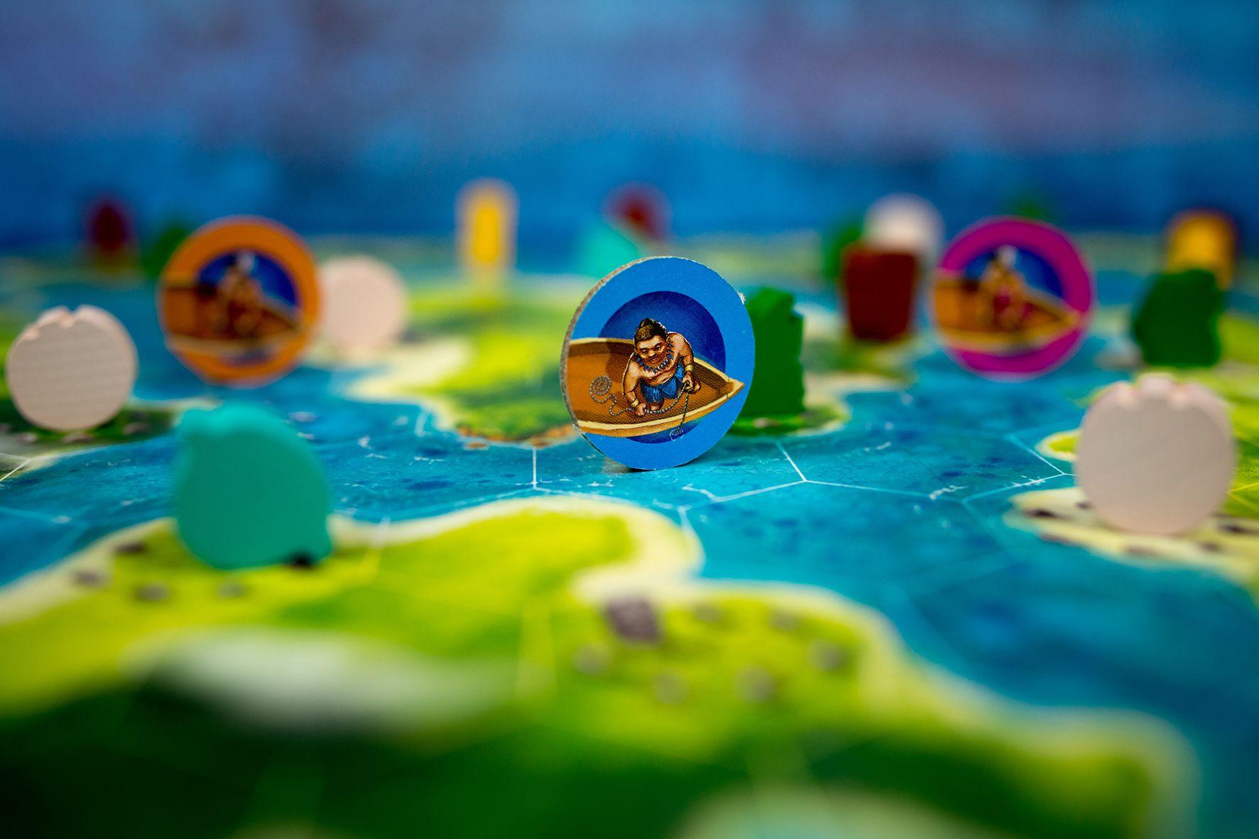 Gra planszowa Blue Lagoon 10