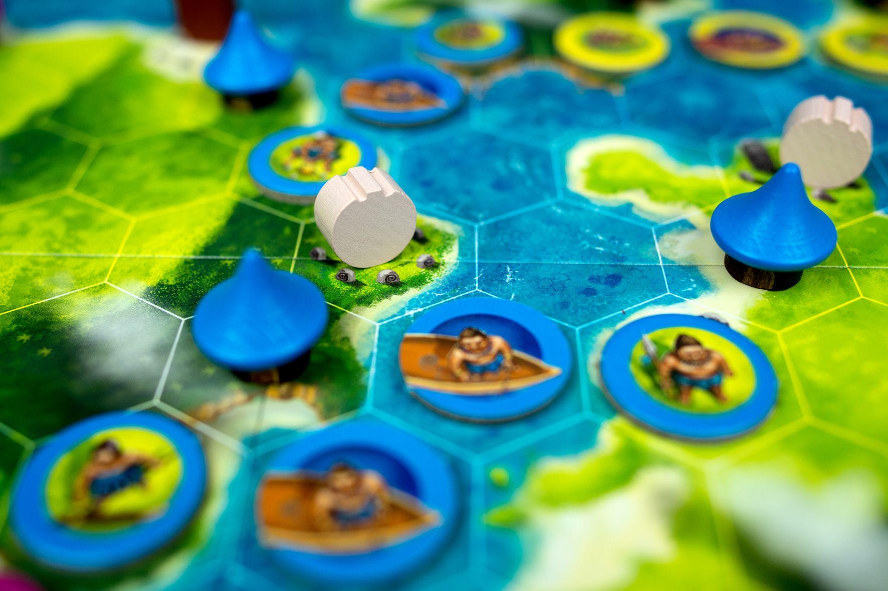 Gra planszowa Blue Lagoon 6