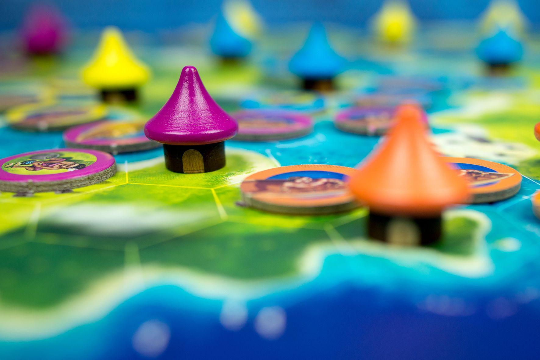 Gra planszowa Blue Lagoon 7