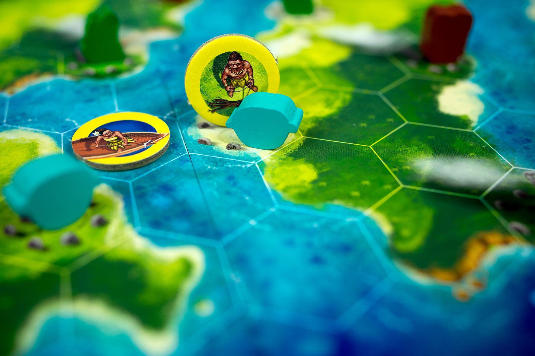 Gra planszowa Blue Lagoon 9